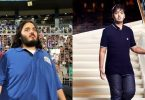 Anant Ambani weight loss