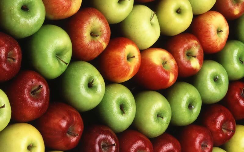 Apples as super fruits