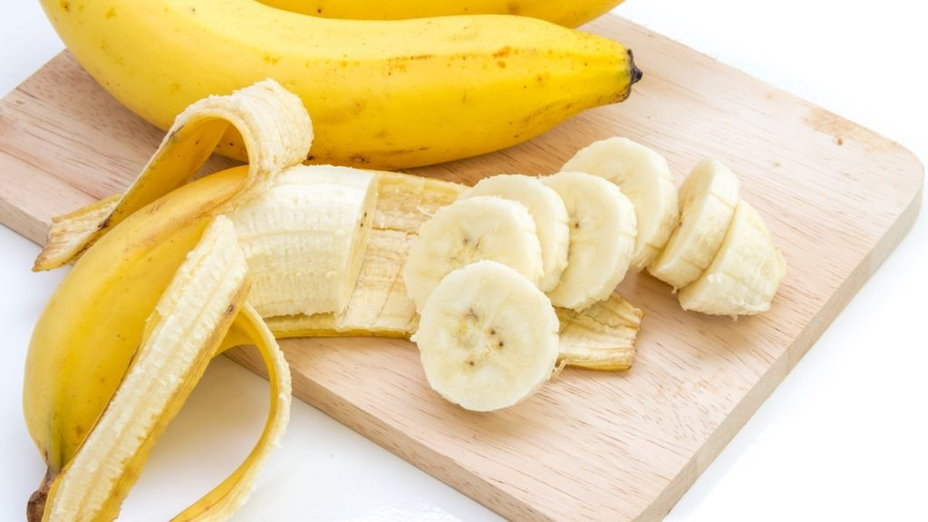 Bananas super fruits