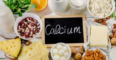Calcium rich food list