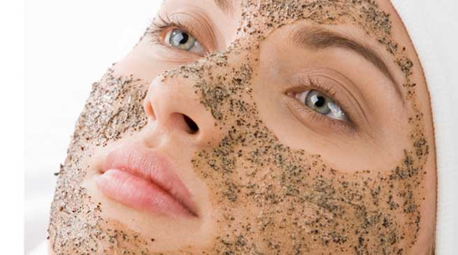 Mustard seeds for skin problems